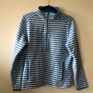 Patagonia 3/4 zip fleece pullover Large